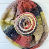 Yarnish Makes - Koyo Scarf by Shelby Bryon