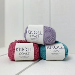 Knoll Yarns - Coast