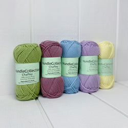Nundle Collection - Chaffey 8ply