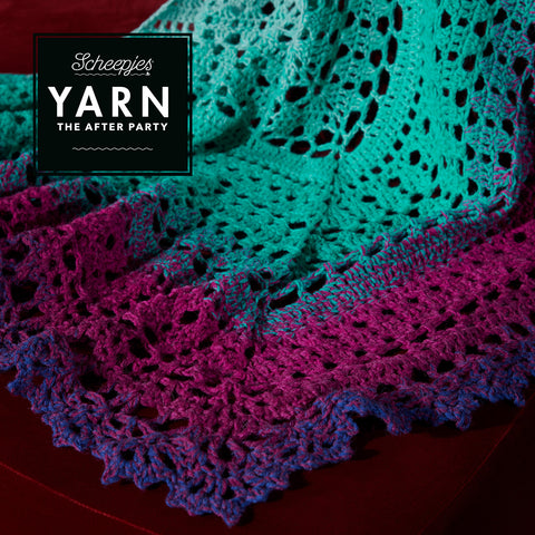 Yarn The After Party - 49 - Valyria Shawl