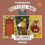 Pretty Little Things - Number 09 - Forest Animals