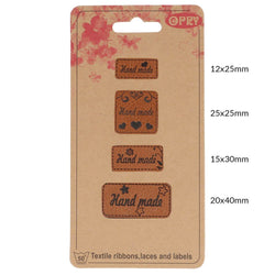 Opry Leatherette Labels