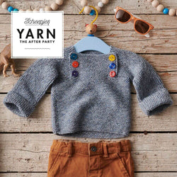 Yarn The After Party - 83- Bibbed Sweater