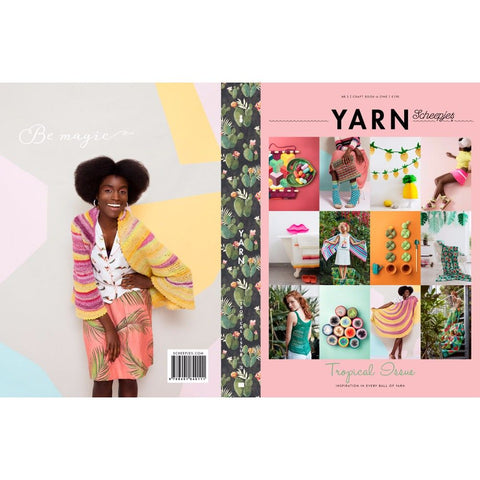 Yarn Bookazine - The Tropical Issue