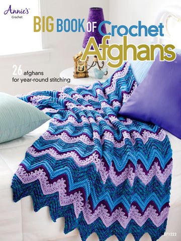 Big Book of Crochet Afghans