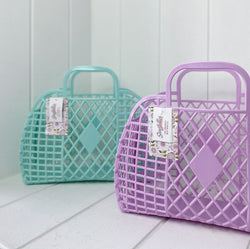 SunJellies - Retro Baskets - Large