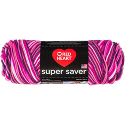 Red Heart Super Saver - Pooling