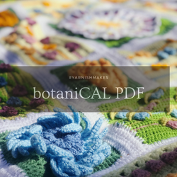 Yarnish BotaniCAL by Melody Tallon (PDF pattern only)