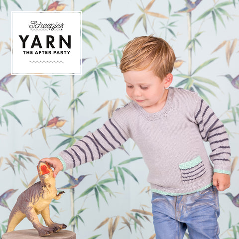 Yarn The After Party - 22 - Dino Hunter Sweater
