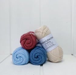 Nundle Collection - Chaffey 4ply