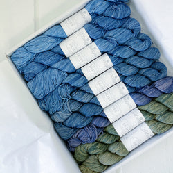 Scheepjes Skies Light Assortment - 9 x 28g skeins