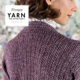 Yarn The After Party - 29 - Herringbone Cardigan