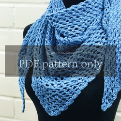 The Rigging Wrap by Nicole Vesterholm (PDF pattern only)