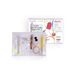 Knit Pro Interchangeable Comby Sampler Set