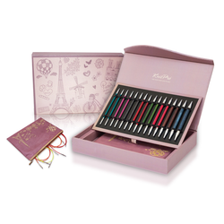 Knit Pro Royale 'The Luxury Collection' Interchangeable Needle Set