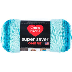 Red Heart Super Saver - Ombre