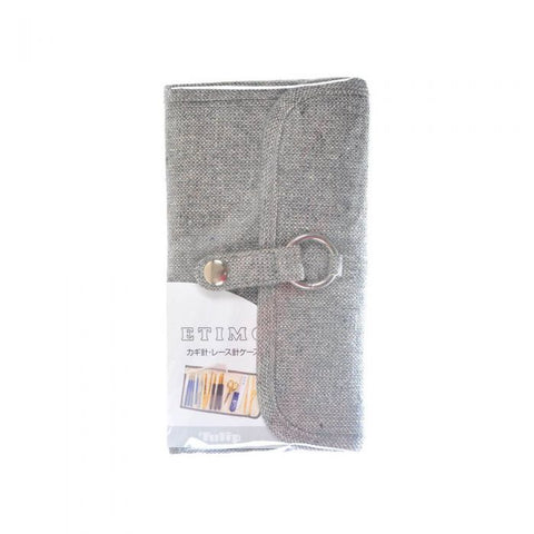 Tulip Etimo Crochet Hook Case Only - Grey
