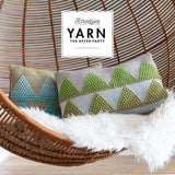 Yarn The After Party - 17 - Wild Forest Cushions