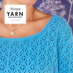 Yarn The After Party - 106 - Little Lace Diamonds Tee