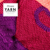 Yarn The After Party - 122 - Cranberry Fizz Jumper