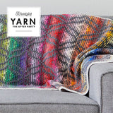 Yarn The After Party - 47 - Diamond Sofa Runner