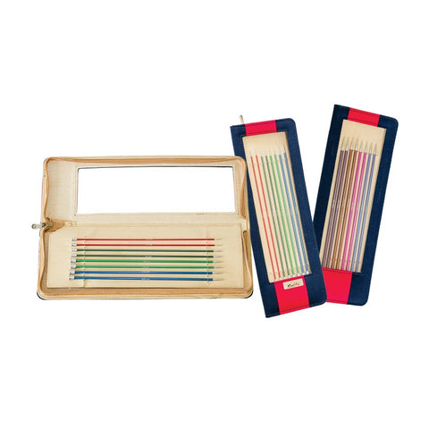 Knit Pro Zing Single Pointed Needle Set