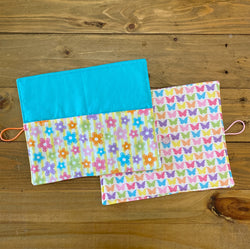 Crochet Hook Roll-Up Case