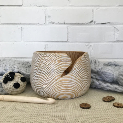 Yarnish Yarn Bowl - Large