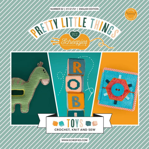Pretty Little Things - Number 02 - Toys