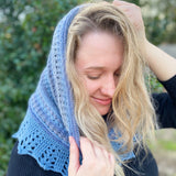 Moonfall Cowl by Melody Tallon (PDF pattern only)