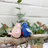 Yarnish Makes - Little Birdie Love by Melody Tallon