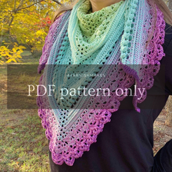 Choose your Path - Popcorn by Tegan Howes (PDF pattern only)