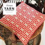 Yarn The After Party - 46 - Electric Dreams Cushion
