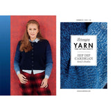 Yarn The After Party - 93 - Hip Dip Cardigan