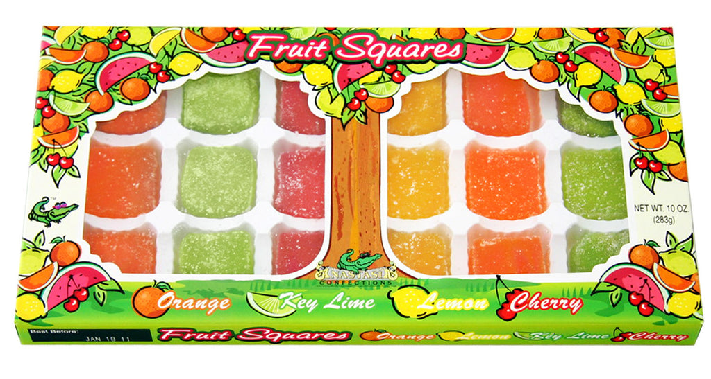 Jelly Citrus Candy