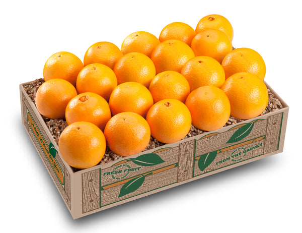Petite Sweet Scarlet Navels - Florida Orange World