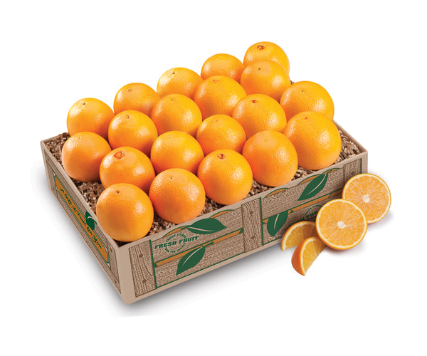 Petite Sweet Golden Navels - Florida Orange World