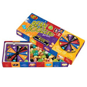 BeanBoozled Spinner Jelly Bean Box 3.5 oz. - Florida Orange World