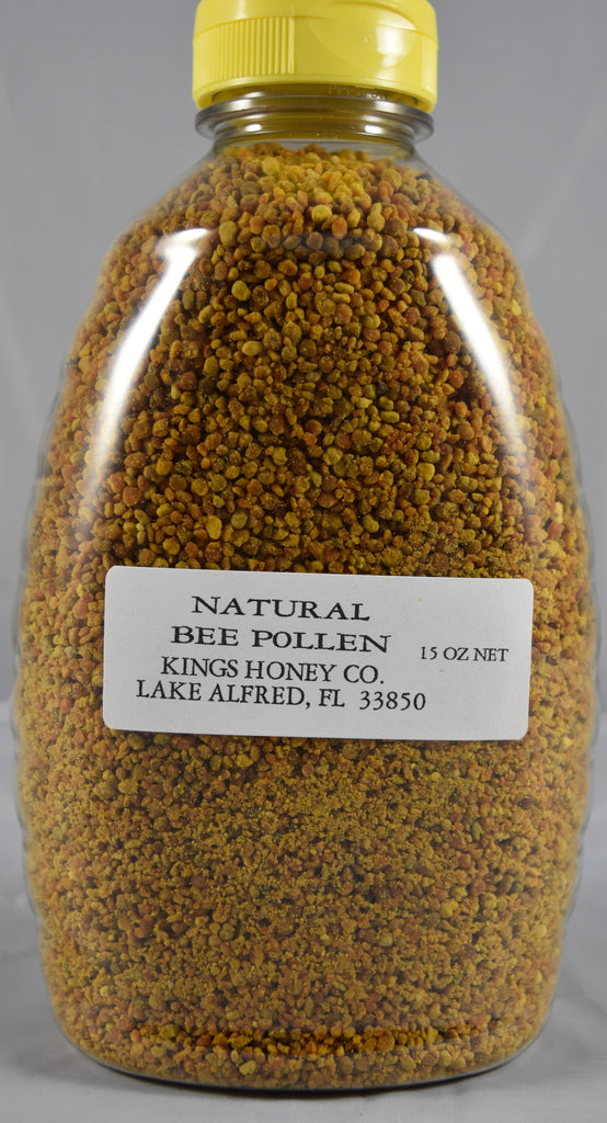 Bee Pollen 15 oz. - Florida Orange World