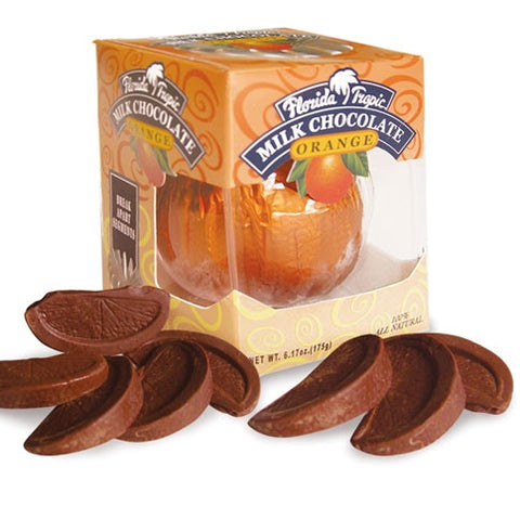 Chocolate Orange - Florida Orange World