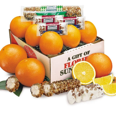Florida Favorites with Pecan Gifts - Florida Orange World