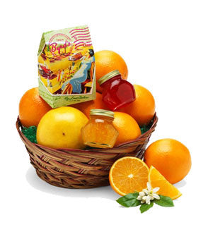 Florida Hostess Basket - Florida Orange World