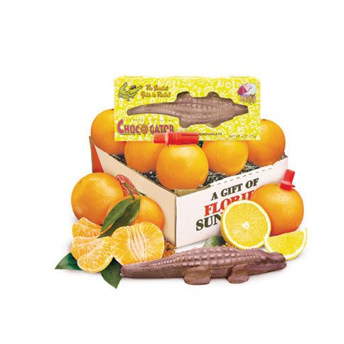 Focus on Finals Fruit Box - Florida Orange World