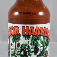 Gator Hammock, Gator Sauce 10 oz. - Florida Orange World
