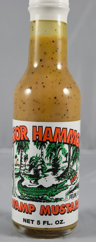 Gator Hammock, Swamp Mustard 5 oz. - Florida Orange World