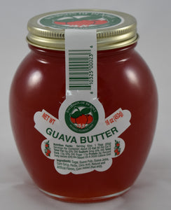 Guava Butter 16 oz. - Orange World