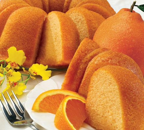 Honeybell Orange Cake - Florida Orange World