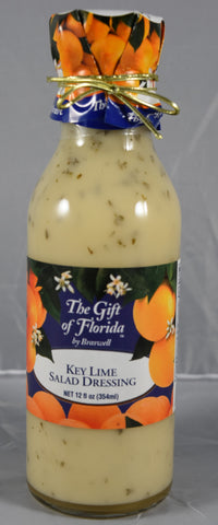 Braswell's  Key Lime Salad Dressing 12 oz. - Florida Orange World