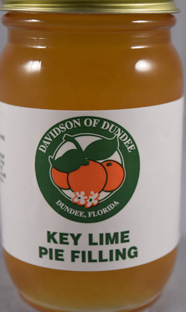 Key Lime Pie Filling 10 oz. - Florida Orange World
