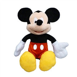 Mickey Mouse Plush 19 Inch - Florida Orange World